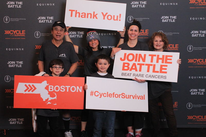 02/03/2018 Cycle for Survival Boston