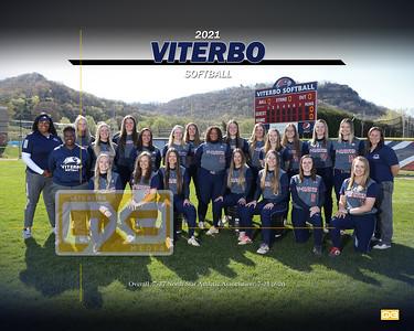 Viterbo softball SB21