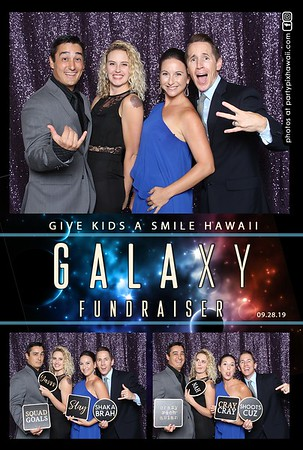 Give Kids a Smile GALA (Mini LED Open Air Photo Booth)
