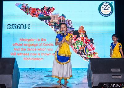 13_Mohiniattam from Kerala by Sr. A girls