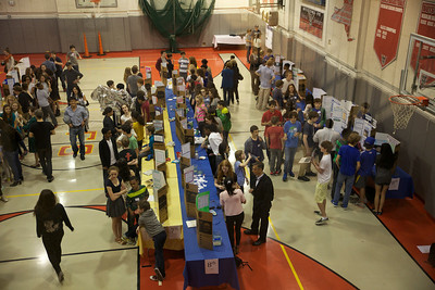 Middle School Science Night 2014