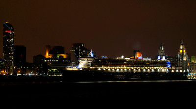 Liverpool: Queen Mary 2, 2009