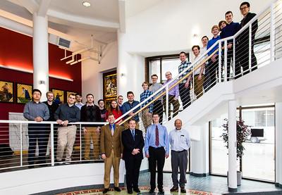 2017 CE & SE Senior Class Photos