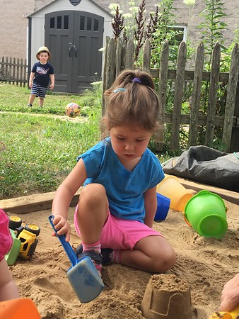 Toddler Summer Program