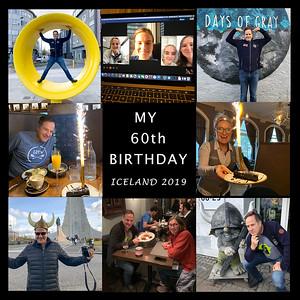 KEITH's 60th Birthday