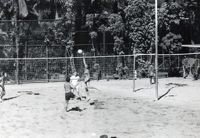 Outrigger Canoe Club Volleyball 1941-1963
