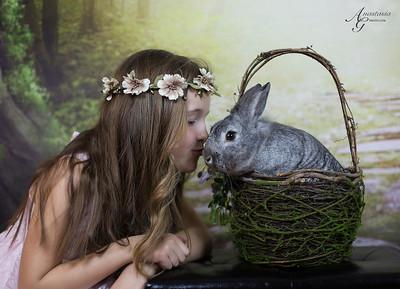 Bunny Studio Woodland