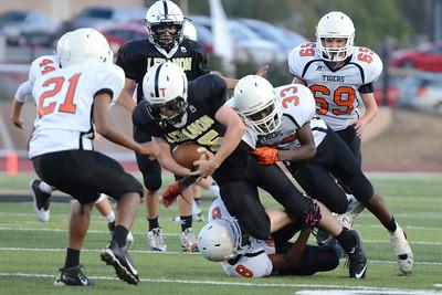 Football - LJHS 8th 2015 - Waynesville