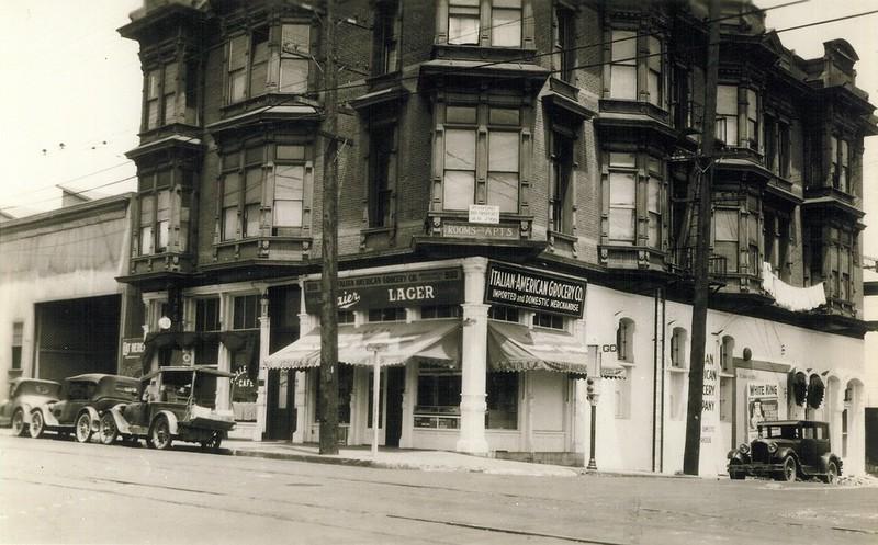 1928-29, Italian-American Grocery Co.