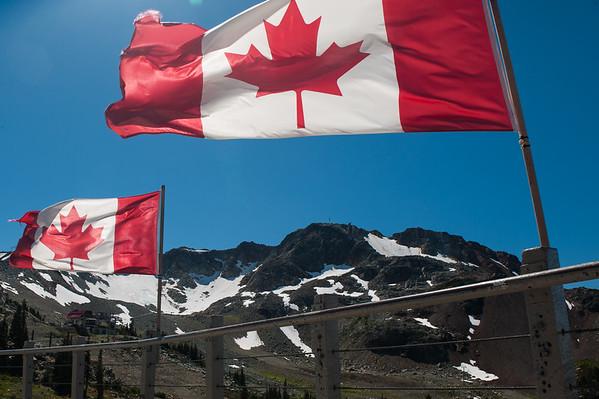 Vancouver and Victoria, B.C., Canada