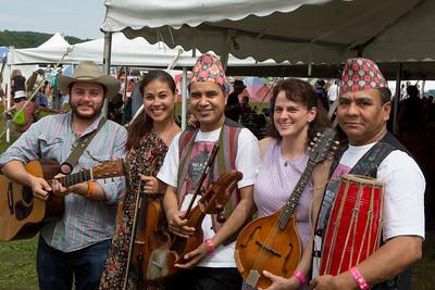 Himalayan-Appalacian Mountain Music Project