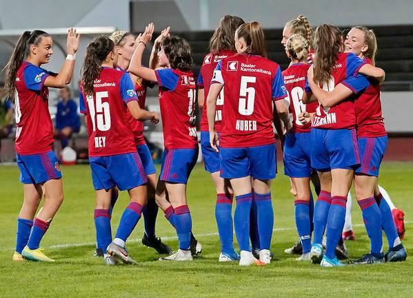 FC Basel 1893 Frauen - FCZ Frauen  - 26. August 2020