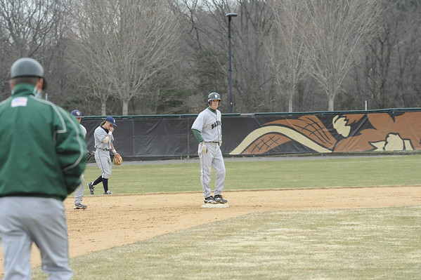 BABSON BASEBALL 3.23.2011 V SUFFOLK  ALL PHOTOS