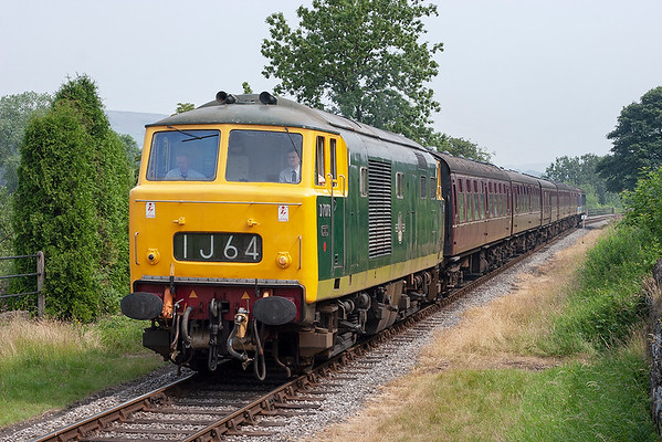 6th and 9th July 2006: East Lancashire Railway Diesel Gala