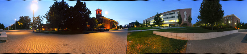 "Back to WSU & ""Panos at Twilight"""