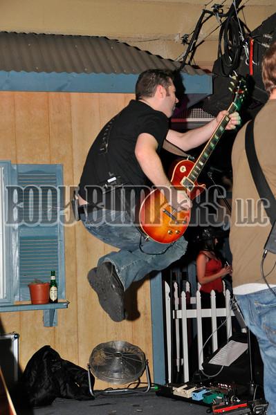 """My Hero Zero"" @ West Shore Hardware Bar - January 3, 2009 - Nikon D90 - Mark Teicher"