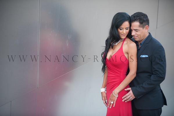 DANIELLE + JUAN couple