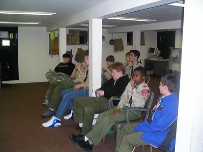 Troop Meeting - Feb 28