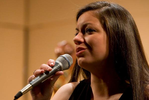 The First Jazz Vocal Recital