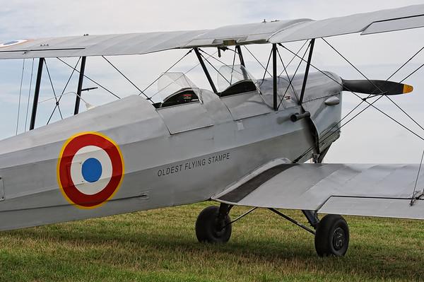 Oldtimer Fly/Drive in, Schaffen-Diest, Belgium, 2010