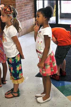2014-15 First Day of School
