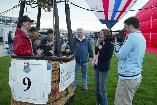 Centennial era Balloon Festival