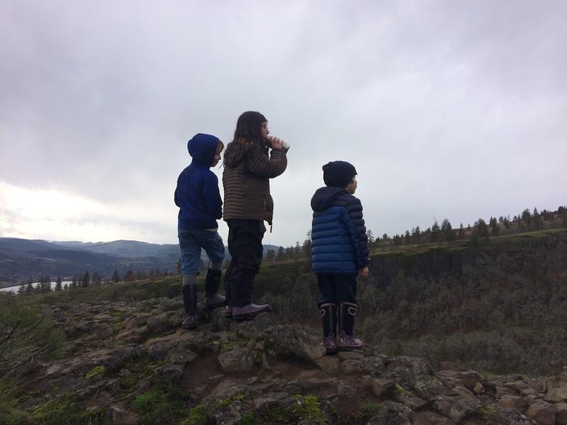 Catherine Creek hike