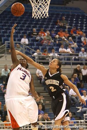 Women's basketball vs. Vandy, 1/31/08