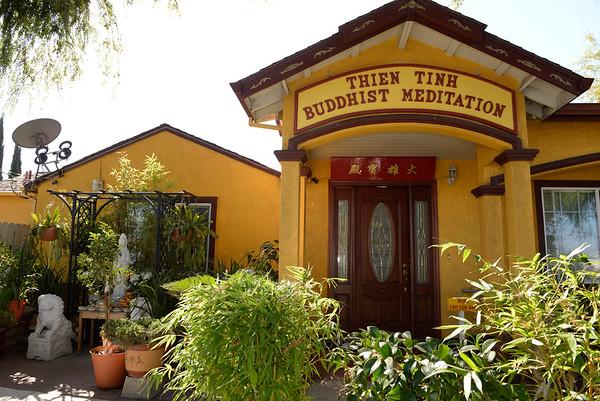 Thay Thich Tri Hue 2015 in N. California