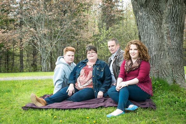 Richards Family - 2017