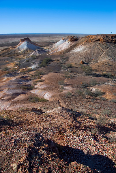 Breakaways 2 - Coober Pedy, South Australia