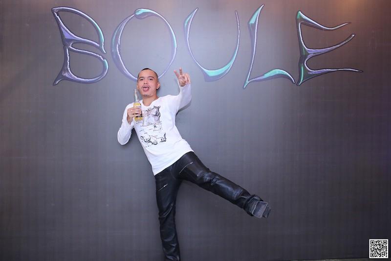 Boule's Birthday instant print photo booth @ Trịnh Restaurant | Chụp hình in ảnh lấy liền Sinh nhật | Photobooth Vietnam