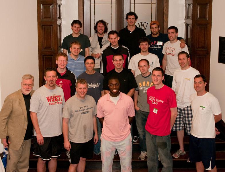 2009 WUSTL Alumni Game