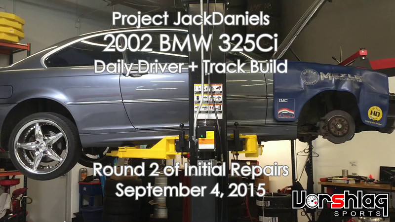 Shoprt video of work done Sept 4, 2015