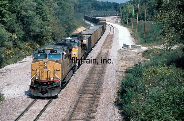 Union Pacific 2009