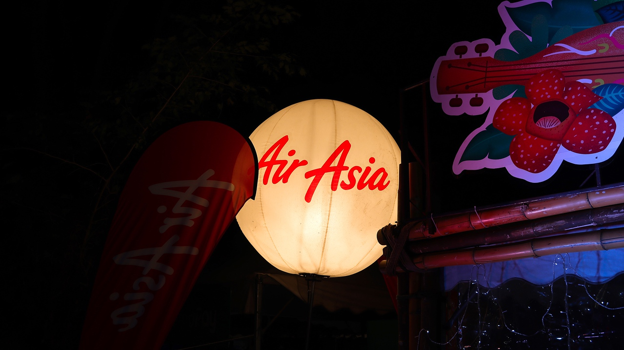 Rainforest World Music Festival RWMF 2018 AirAsia