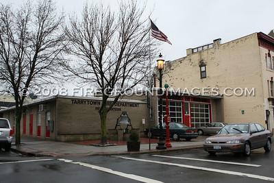 Tarrytown, NY Firehouses