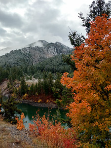 Utah, Wyoming, Idaho
