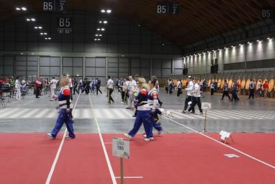 Tricolori Indoor - Giorno 2 - Eliminatorie a Squadre