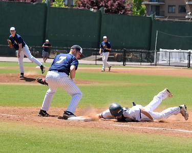 St. Mary's vs. Arlington Cath. baseball 5-21-2012