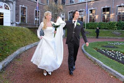 Huwelijk Jolien & Carlo