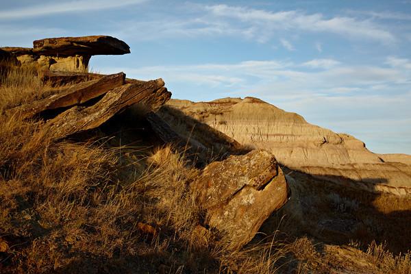 Dinosaur Provincial Park Scenics