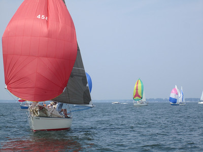 2012 Leukemia Cup Regatta - Jon Deutsch
