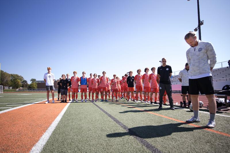 WBL Boys Soccer -V- Apple Valley 2021
