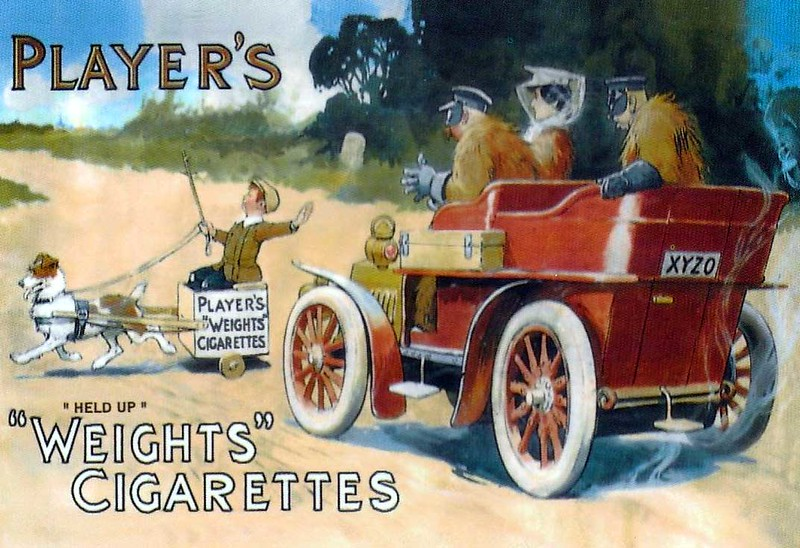 Advertising - Cigarettes and Tobacco