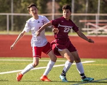 Eastlake JV Soccer Vs Newport 2018 Away