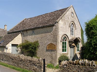 Baptist Church, Church Lane, Shilton, OX18 4AE