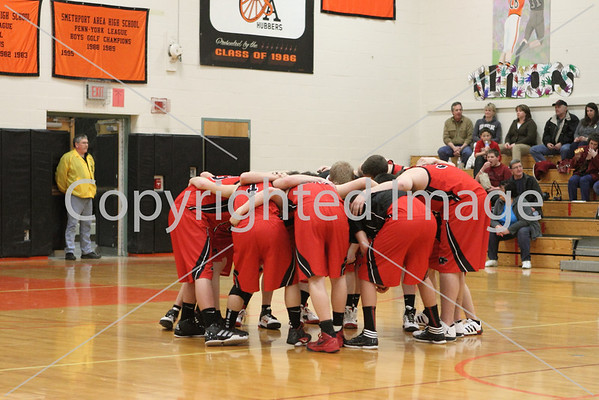 2/13/12 Hubbers vrs Panthers