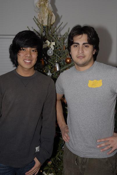 2006 12 24 - Xmas Eve at Joe and Mel's 035.JPG