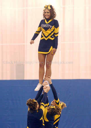 Section V Class A & CC Cheerleading Championships